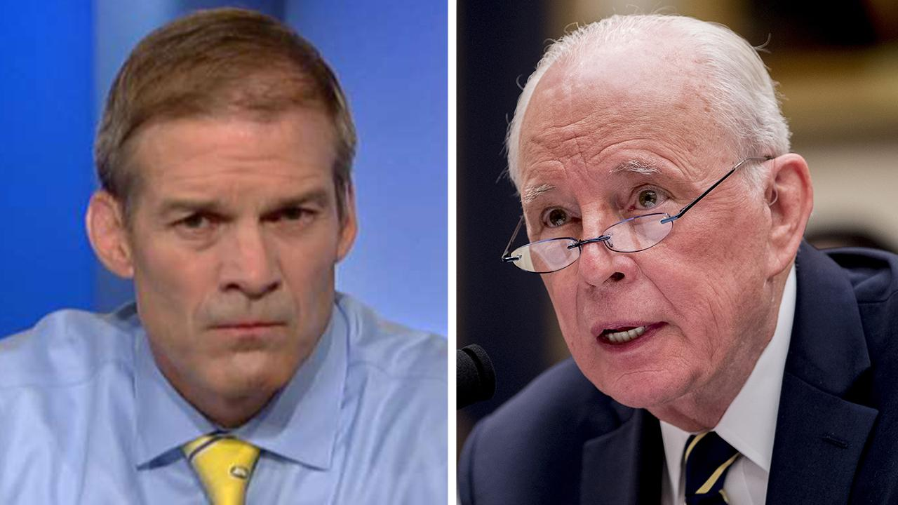 Rep. Jordan: John Dean is part of a ploy for House Democrats to go after Trump