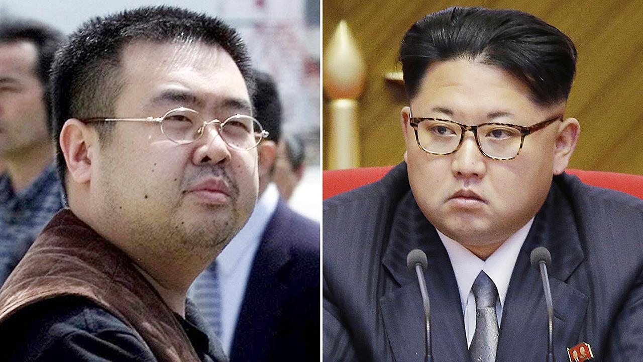 Kim Jong Un's slain half-brother reportedly met with the CIA