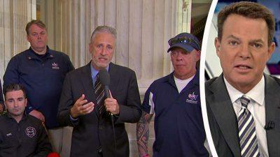Jon Stewart rips Congress over 9/11 victims funding
