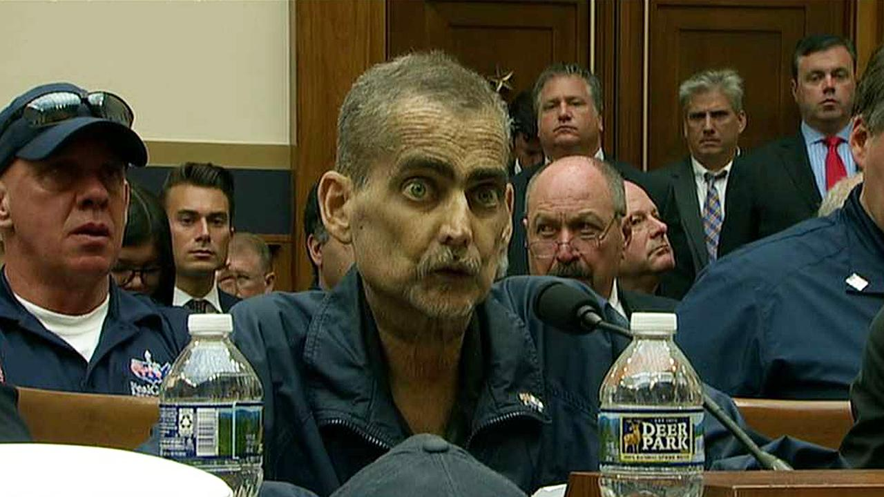 9/11 first responders give emotional testimony to Congress