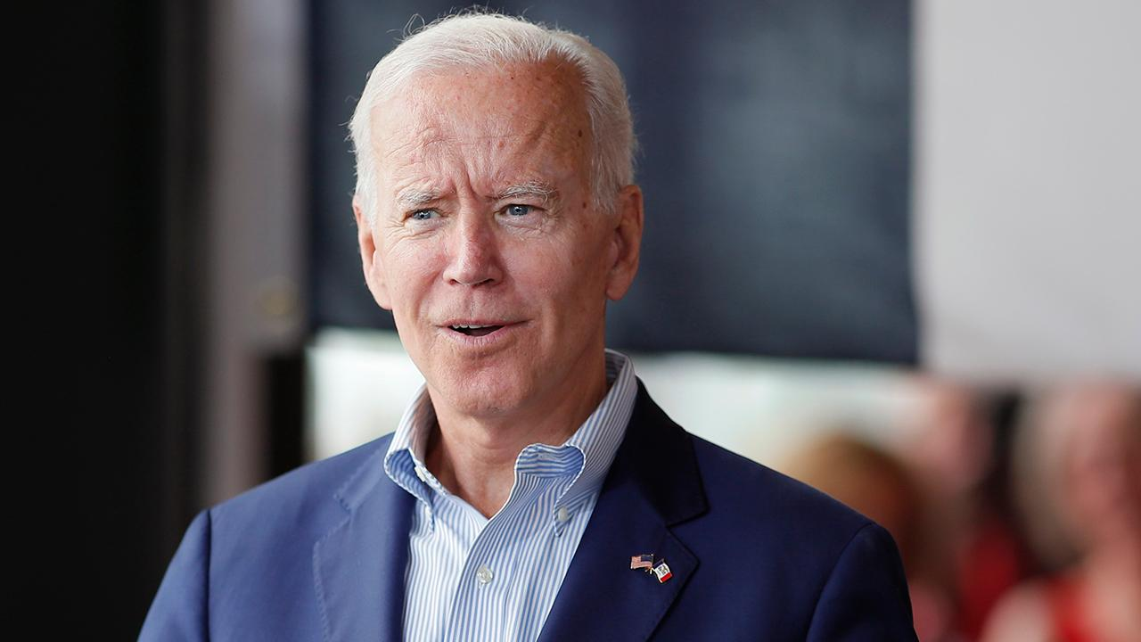 Biden warns of threat from Trump presidency