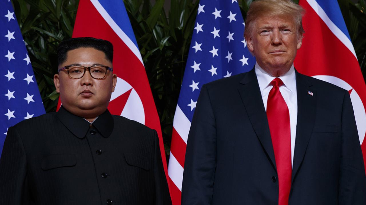 Westlake Legal Group 694940094001_6047287127001_6047294032001-vs Trump offers to meet Kim Jong Un at North Korean border fox-news/world/conflicts/north-korea fox-news/politics/executive/white-house fox-news/person/kim-jong-un fox-news/person/donald-trump fox news fnc/politics fnc article Alex Pappas 04b6195e-ae79-5973-b7e4-40b658d0d704