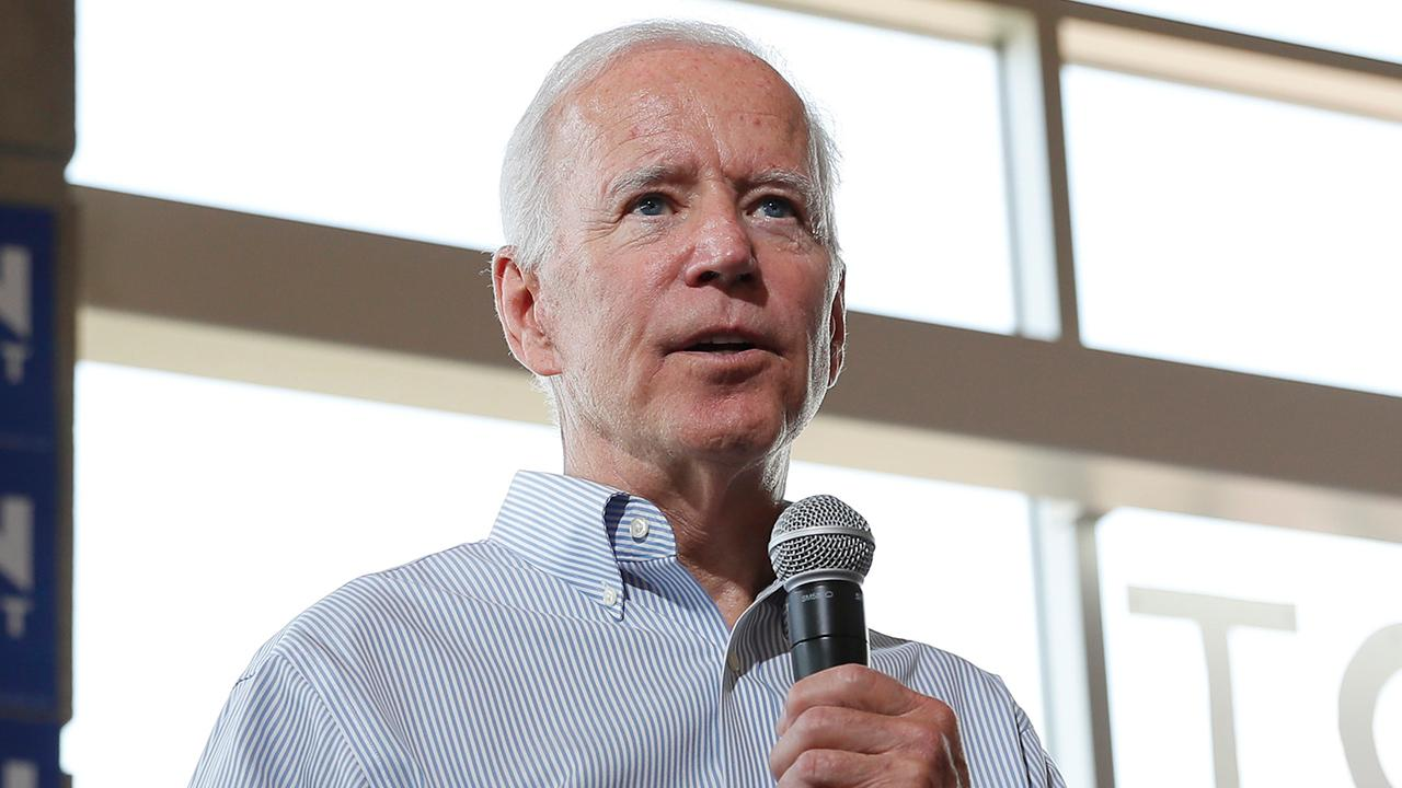 Should Biden's history of flip-flops be a concern for voters?