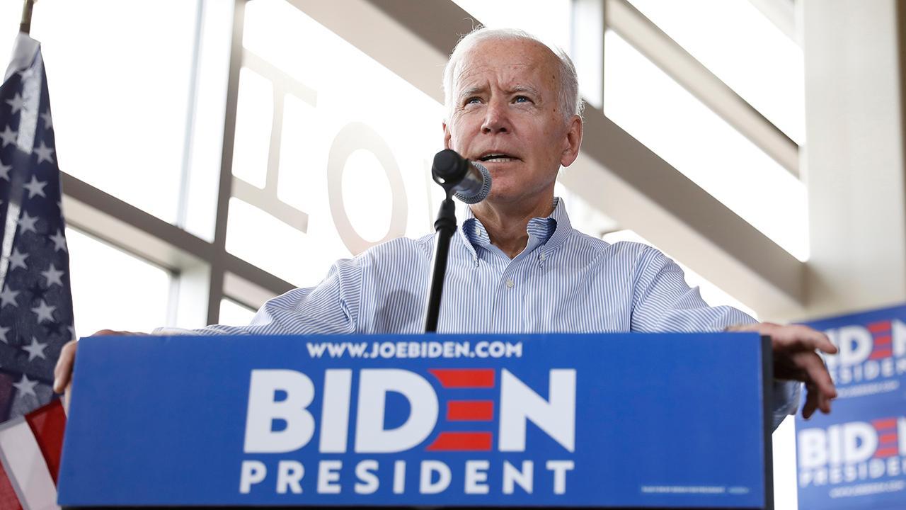 Will Joe Biden's past hurt him among black voters?