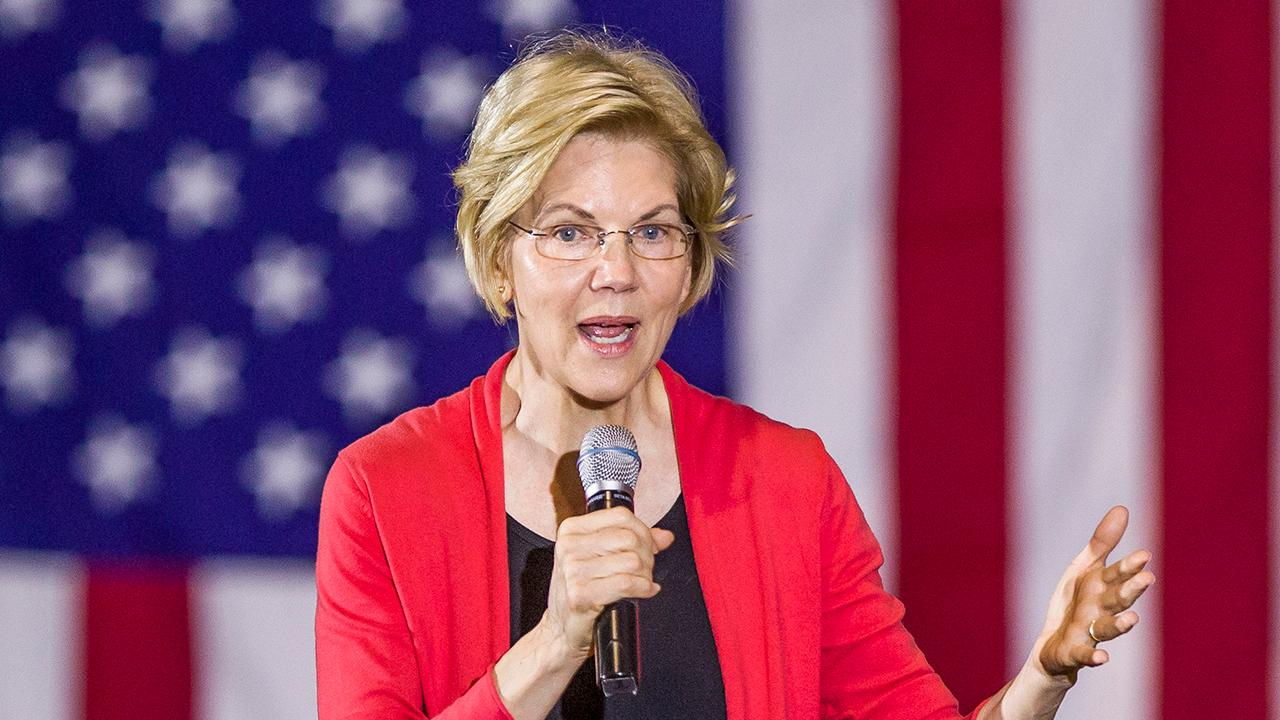 Westlake Legal Group 694940094001_6047585182001_6047581890001-vs Andy Puzder: Sen. Elizabeth Warren is no more a capitalist than she is a Native American fox-news/politics/socialism fox-news/politics/2020-presidential-election fox-news/person/elizabeth-warren fox-news/opinion fox news fnc/opinion fnc dab9f6e5-fb09-5758-8438-2e009af729f8 article Andy Puzder