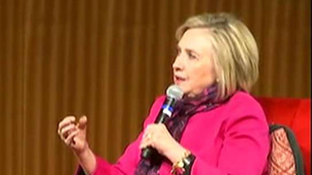Were Hillary Clinton's advisers traitors to democracy?