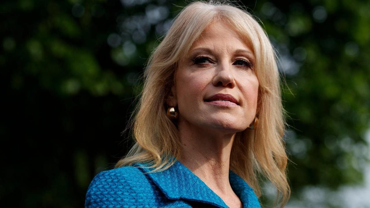 Trump defends Kellyanne Conway after recommendation to remove her from office