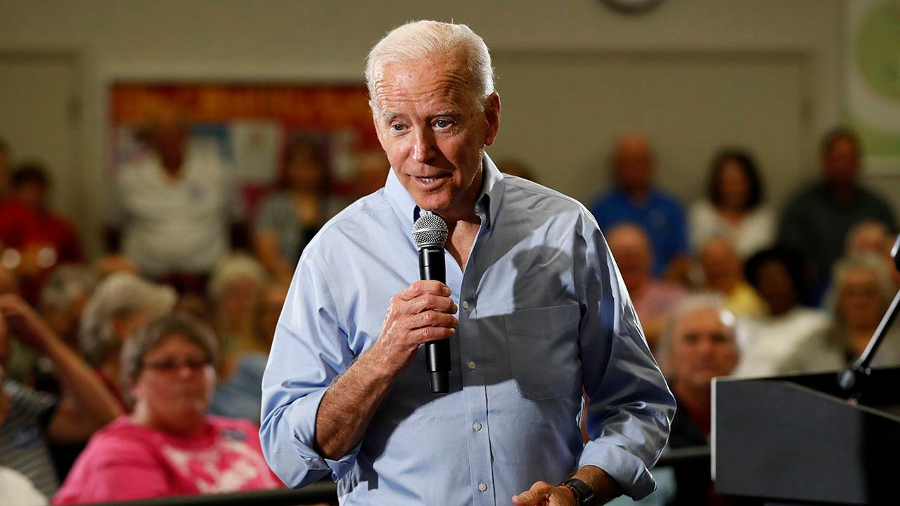 Biden holds commanding lead over 2020 Democrat rivals in latest Fox News Poll