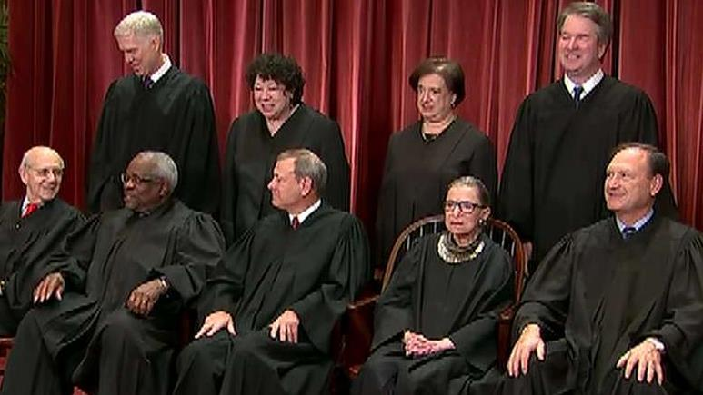 Supreme Court term to wrap up with three big opinions