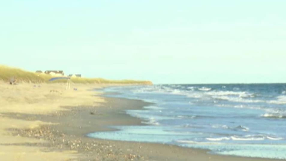 Shark attacks 8-year-old boy off coast of North Carolina