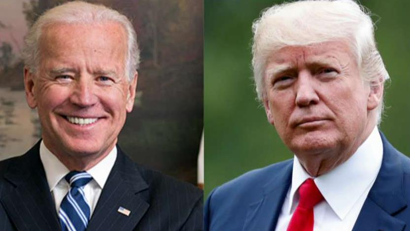 Biden looks to turn Trump strongholds blue in 2020