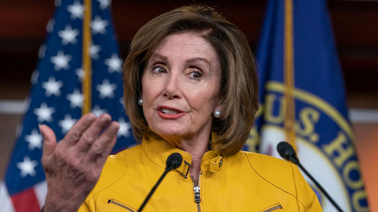 Deepening order between Nancy Pelosi and new, radical Democrats over impeachment