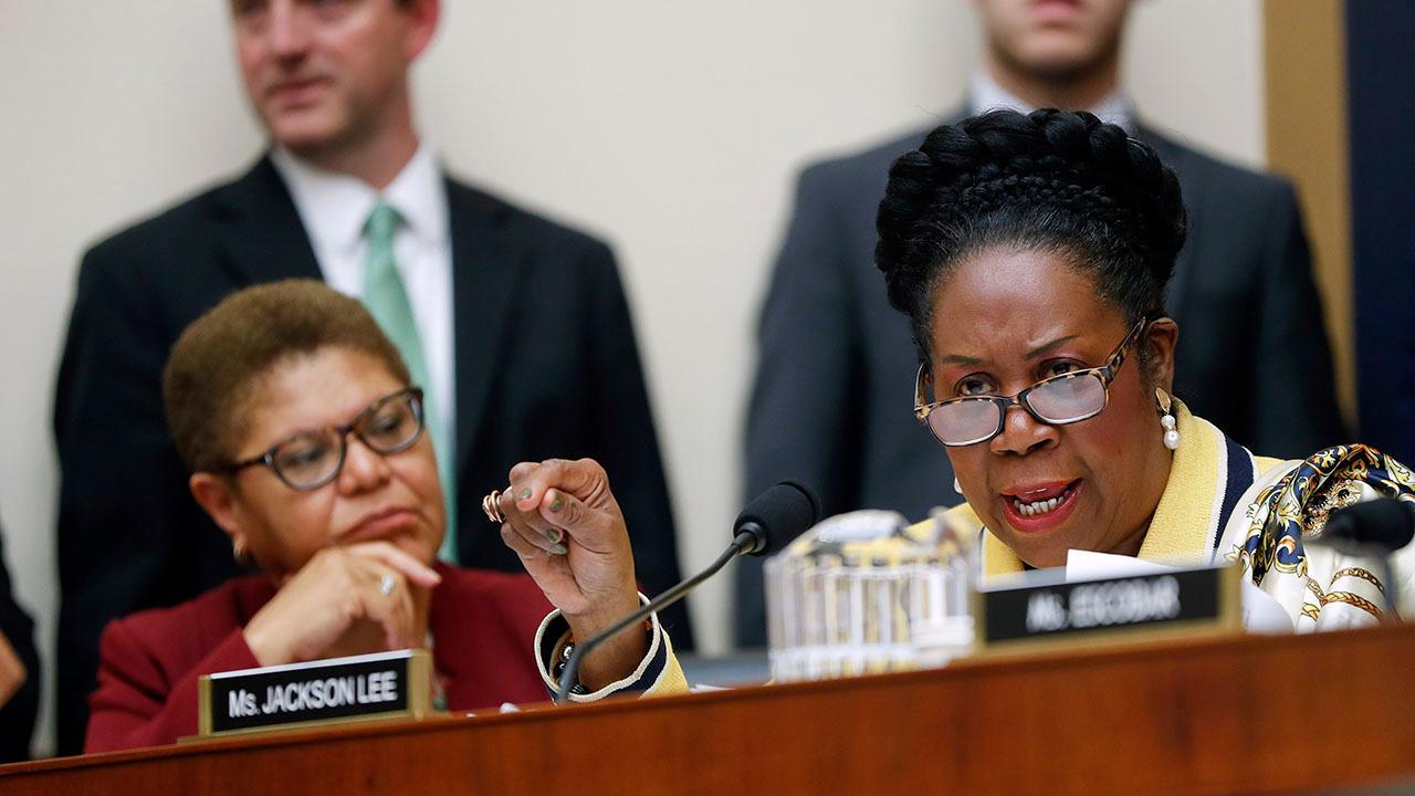 Heckling, drama mark House hearing on slavery reparations as