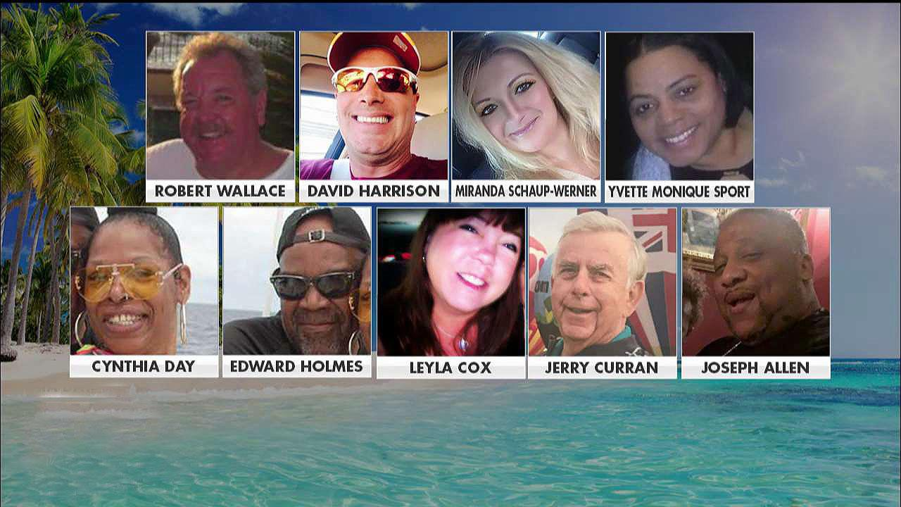 9 American tourists die mysteriously in the Dominican Republic
