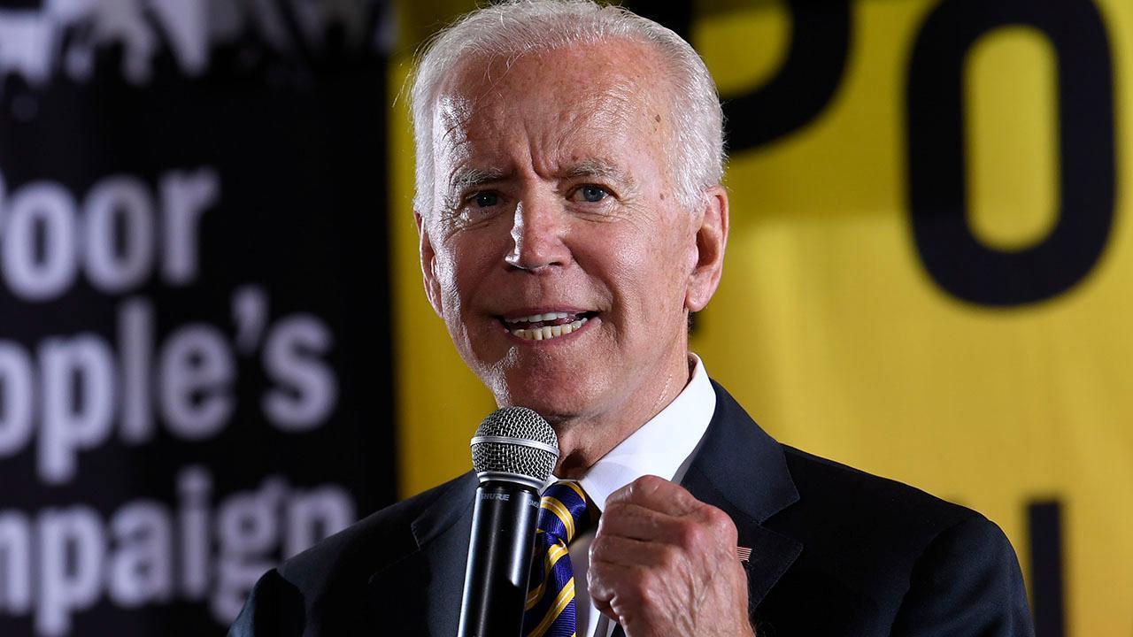 Biden touts ability to work with segregationist senators