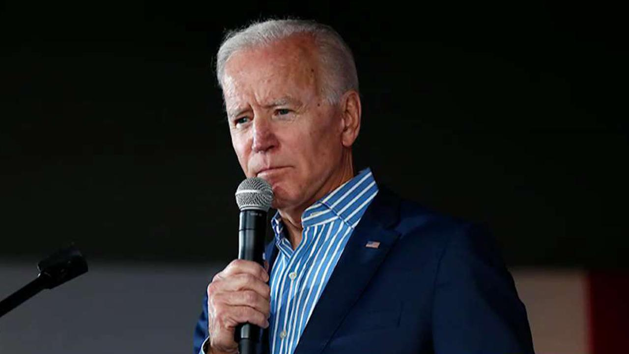 Democratic presidential hopefuls criticize Joe Biden for praise of segregationists