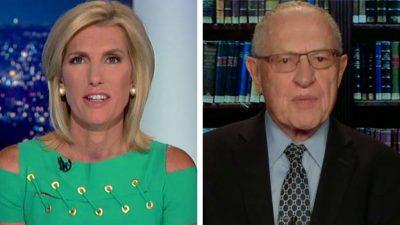 Dershowitz on Hope Hicks being questioned by Congress