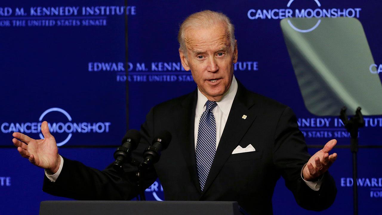 Democratic candidates come out against Joe Biden's segregationist comments