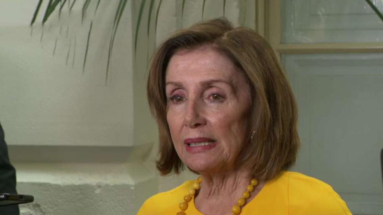 Pelosi on Iran: We need to be strategic and smart