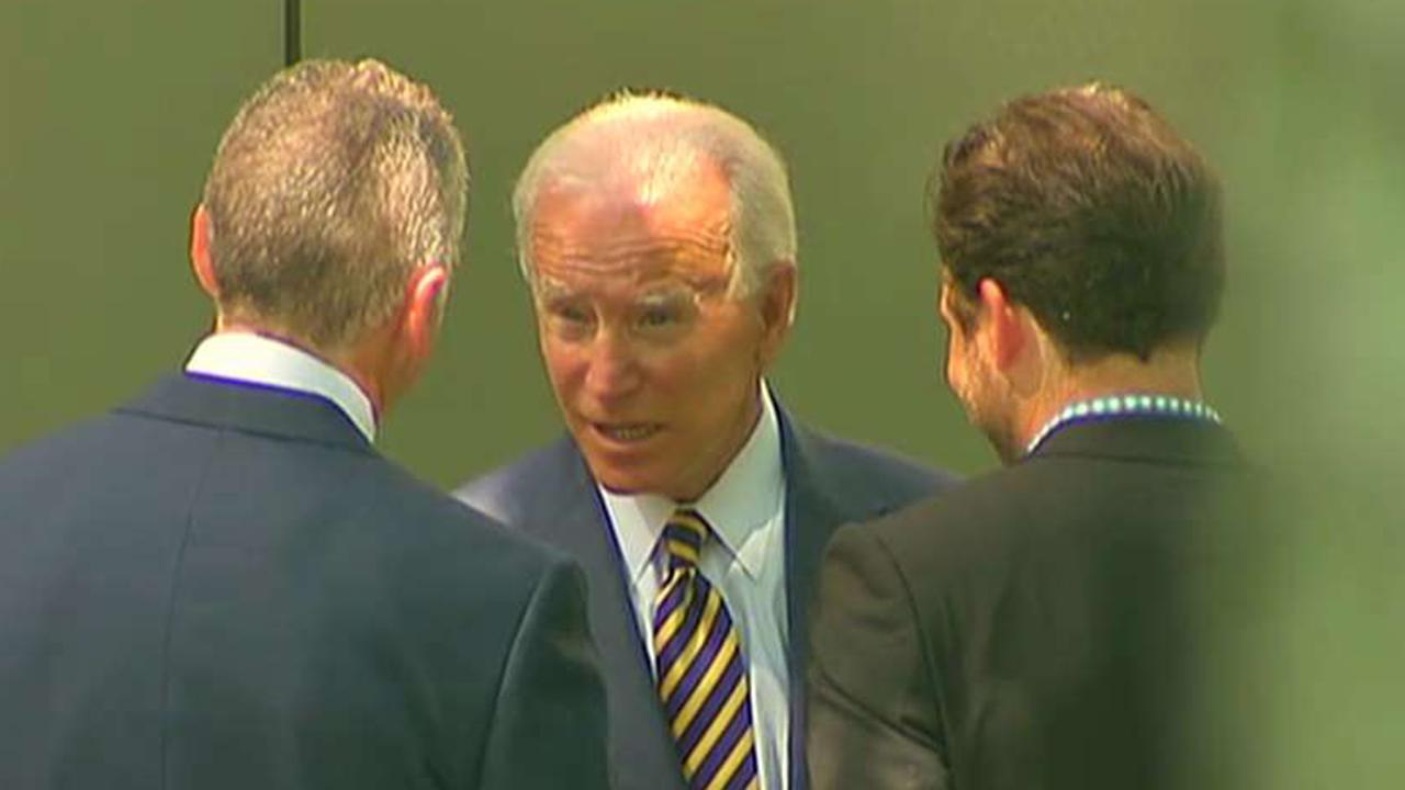 Biden's decision to highlight racial issues may backfire