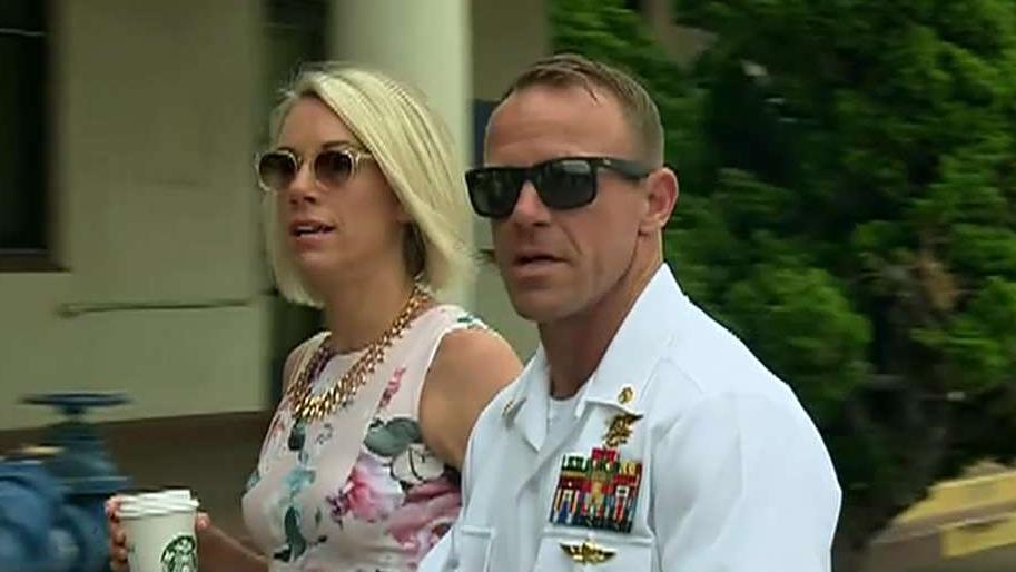 Navy won't drop murder charges against SEAL Edward Gallagher despite bombshell testimony