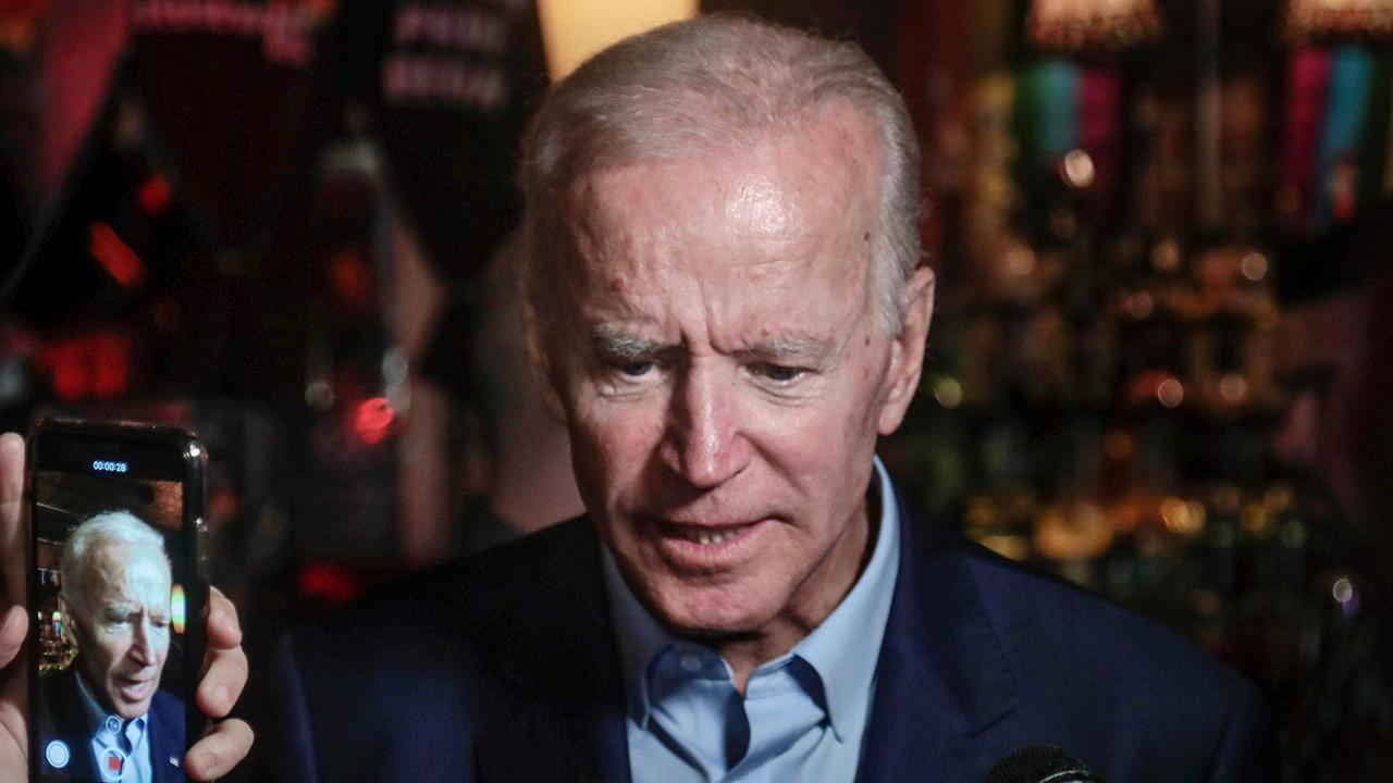 Democrats call for party's 2020 hopefuls to cut down attacks against Biden