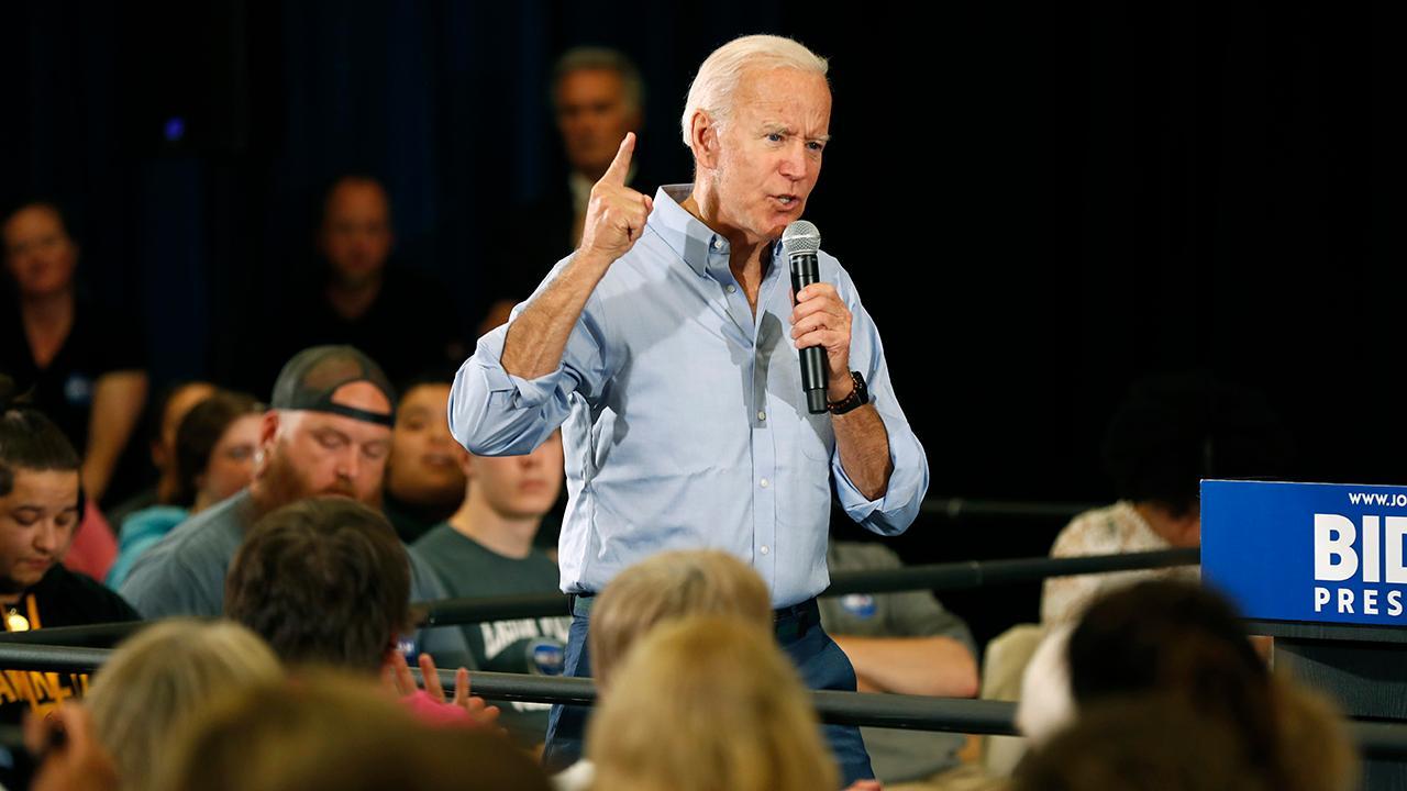 Debate over Biden's segregationist comment continues