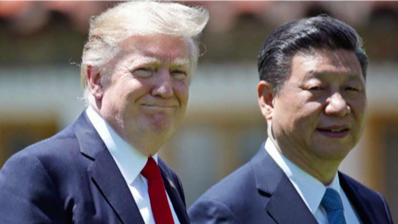Westlake Legal Group 694940094001_6051160832001_6051159895001-vs Trump, Xi arrive for high-stakes G-20 meeting fox-news/world/world-regions/china fox-news/world/g20 fox-news/person/donald-trump fox news fnc/world fnc Brie Stimson article 20130559-44fa-5c3b-8204-ec8b722d438c /FOX NEWS/WORLD/GLOBAL ECONOMY/Trade