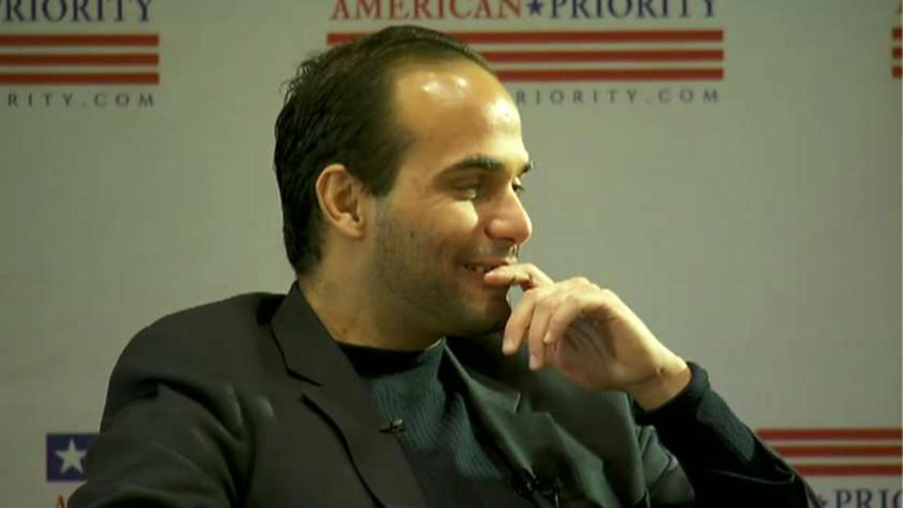 Papadopoulos slams Mueller report