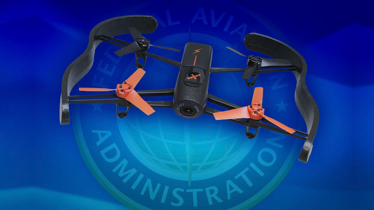 Aviation experts warn drone threat warrants tougher action by FAA