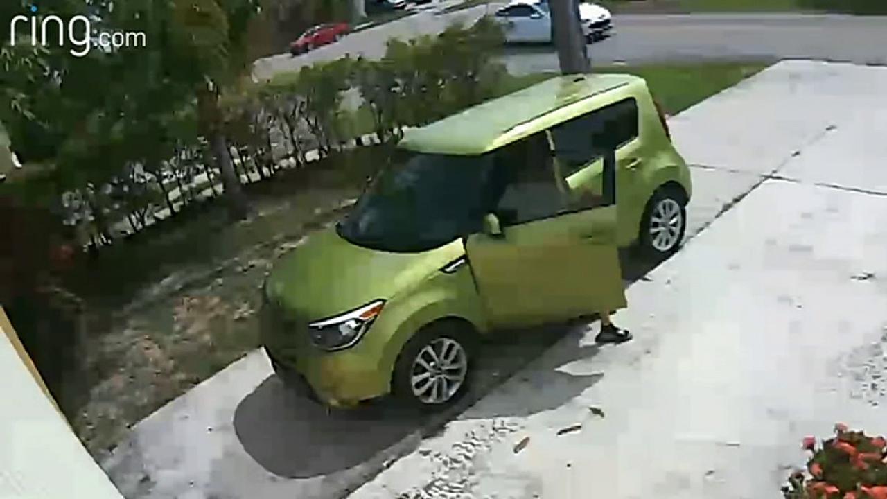 Westlake Legal Group 694940094001_6052192110001_6052189240001-vs Man caught performing disgusting act on Florida homeowner's driveway Vandana Rambaran fox-news/us/us-regions/southeast/florida fox-news/odd-news fox news fnc/us fnc f7f21516-3e6a-5146-9e4c-a58cb9a39ebc article