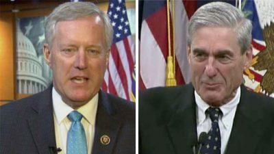 Mark Meadows on Mueller agreeing to testify
