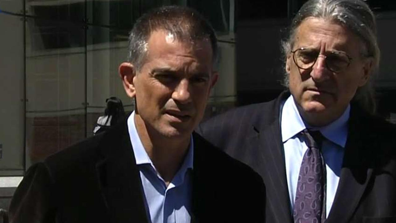 Fotis Dulos sends message to his children after family court hearing