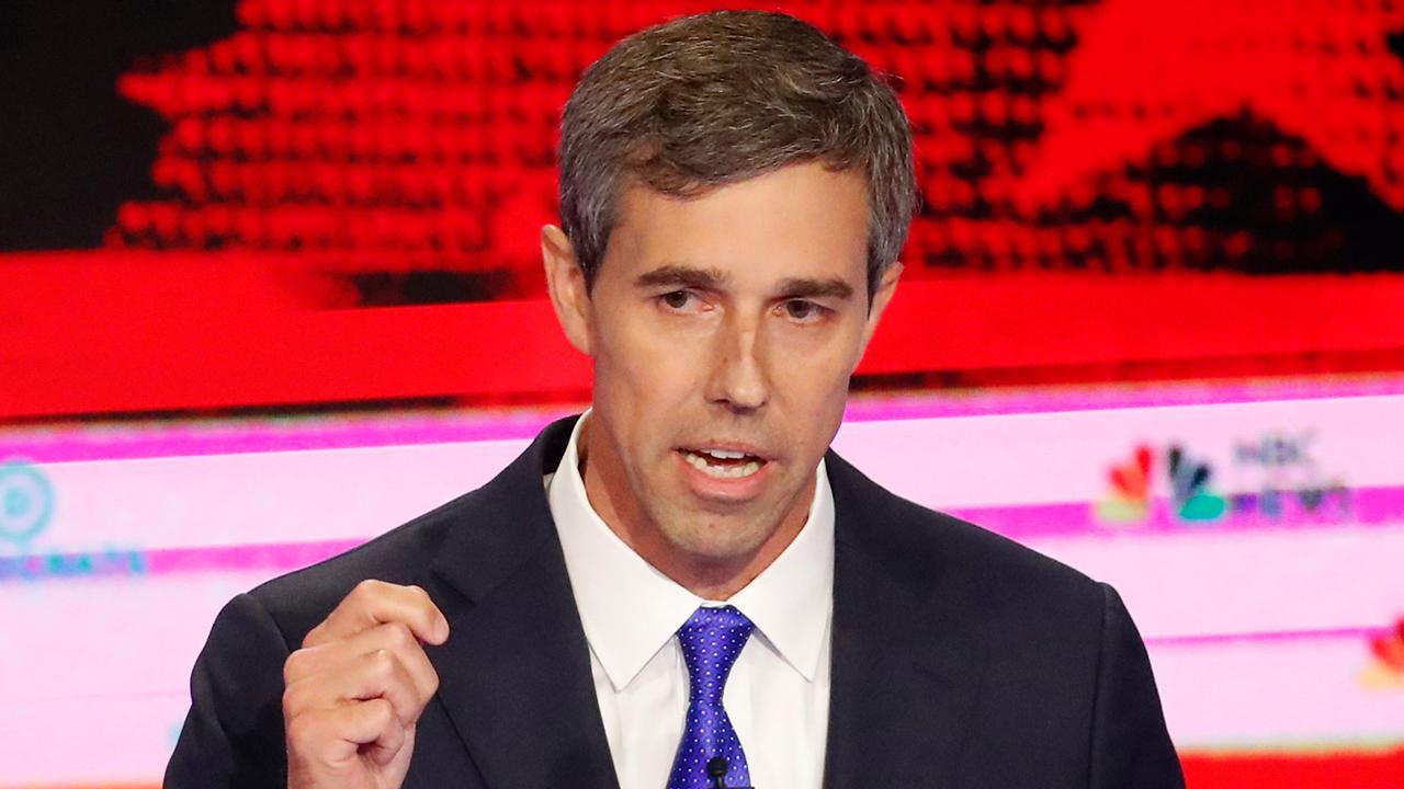 Beto O'Rourke on defense at first 2020 Democrat primary debate