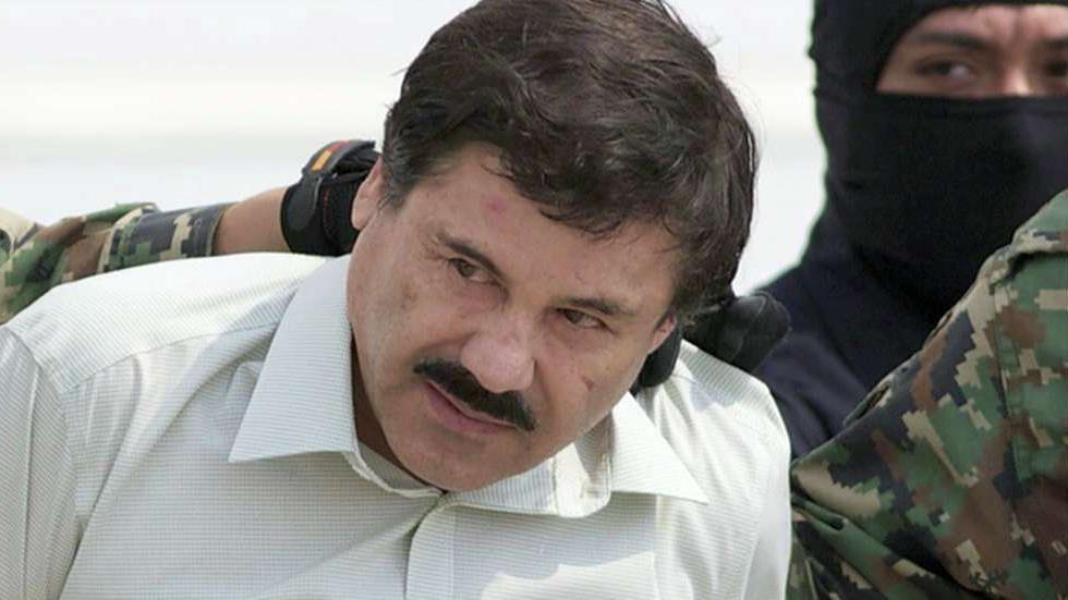 Westlake Legal Group 694940094001_6053157306001_6053156202001-vs El Chapo's son arrested in Mexico amid gun battles in western city New York Post fox-news/world/world-regions/location-mexico fnc/world fnc article 50a69c21-b470-5bf5-9f4a-6d7a8f950d20