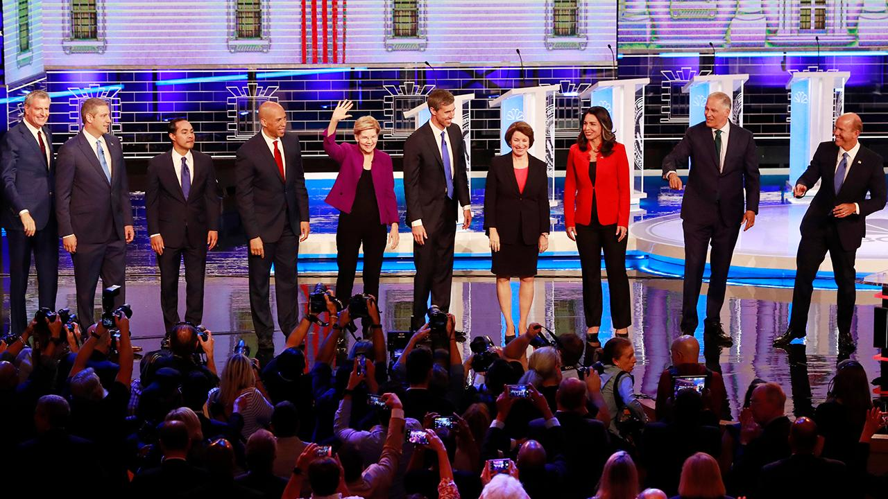 Key takeaways from night one of the Democratic primary debate