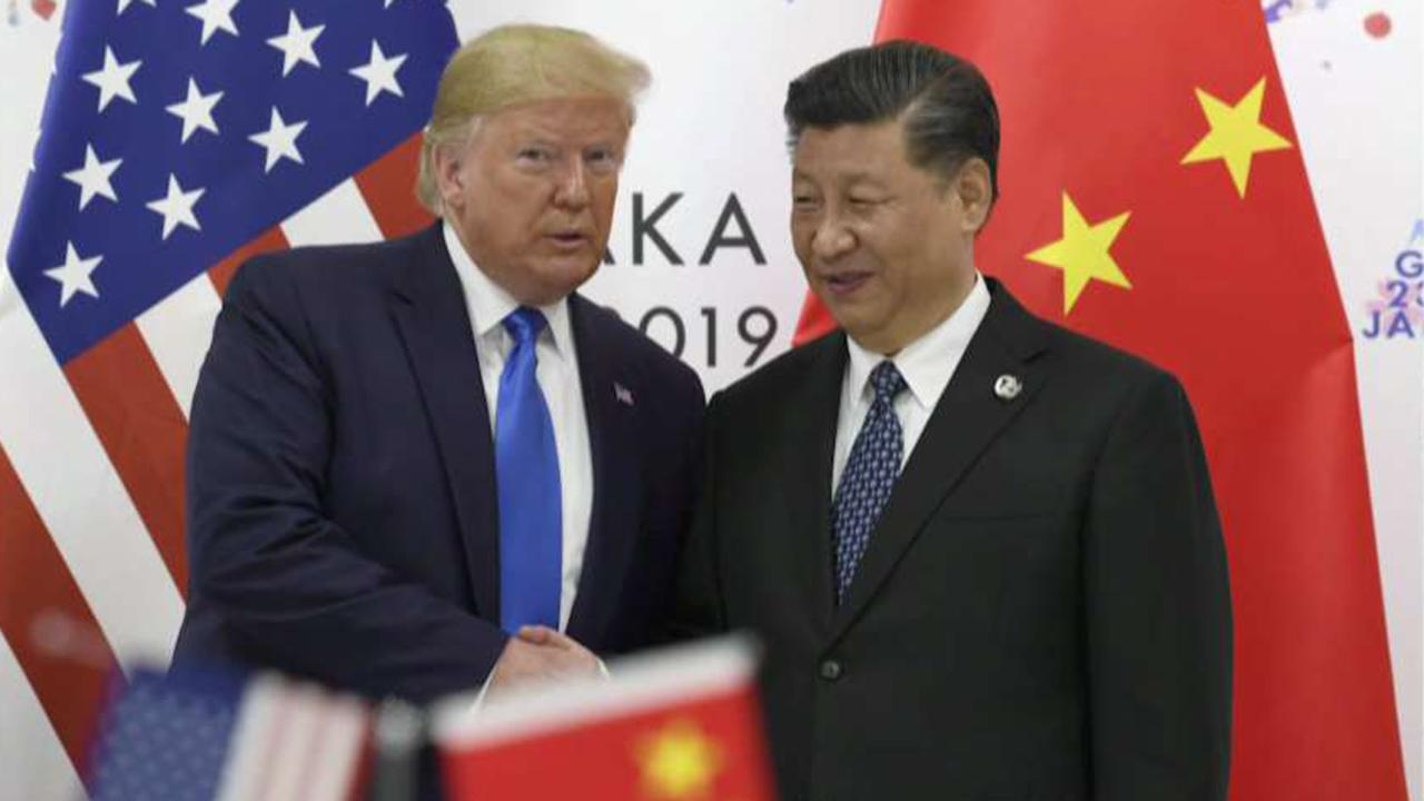 US, China agree to resume trade talks