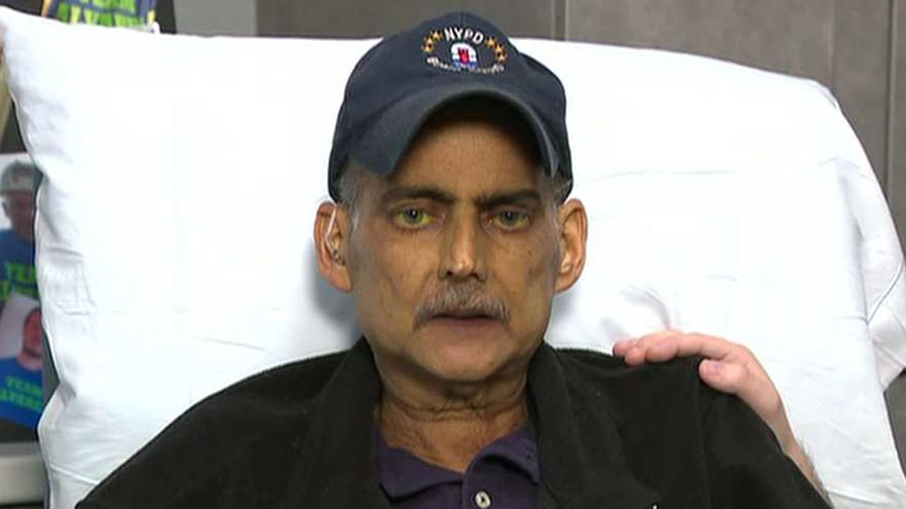 Luis Alvarez, 9/11 first responder, dies at 53