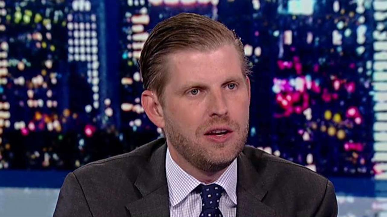 Westlake Legal Group 694940094001_6053917200001_6053915236001-vs Eric Trump blasts Dems' giveaways to illegal immigrants, talks about spitting attack Vandana Rambaran fox-news/us/immigration fox-news/us fox-news/topic/fox-news-flash fox-news/shows/justice-with-judge-jeanine fox-news/politics/executive/first-family fox-news/politics/2020-presidential-election fox-news/politics fox-news/entertainment/media fox news fnc/politics fnc e0bc6c2a-c451-54e4-a8b1-68e80e9091c5 article