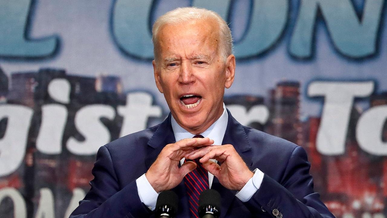 2020 Democrats take on Joe Biden during first debate