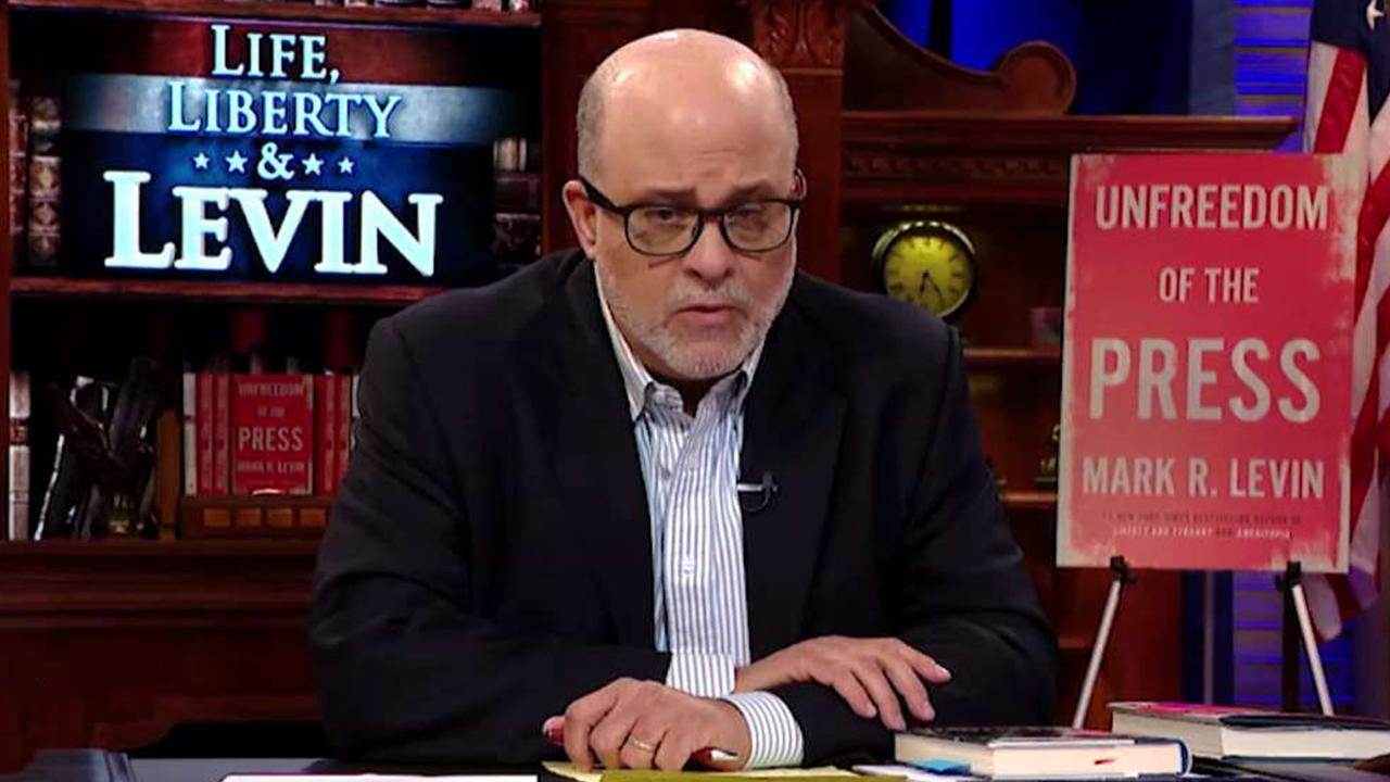 Levin: Capitalism vs. socialism, liberty vs. tyranny