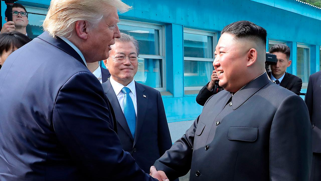 North Korea's Kim invites Trump to Pyongyang in letter: report