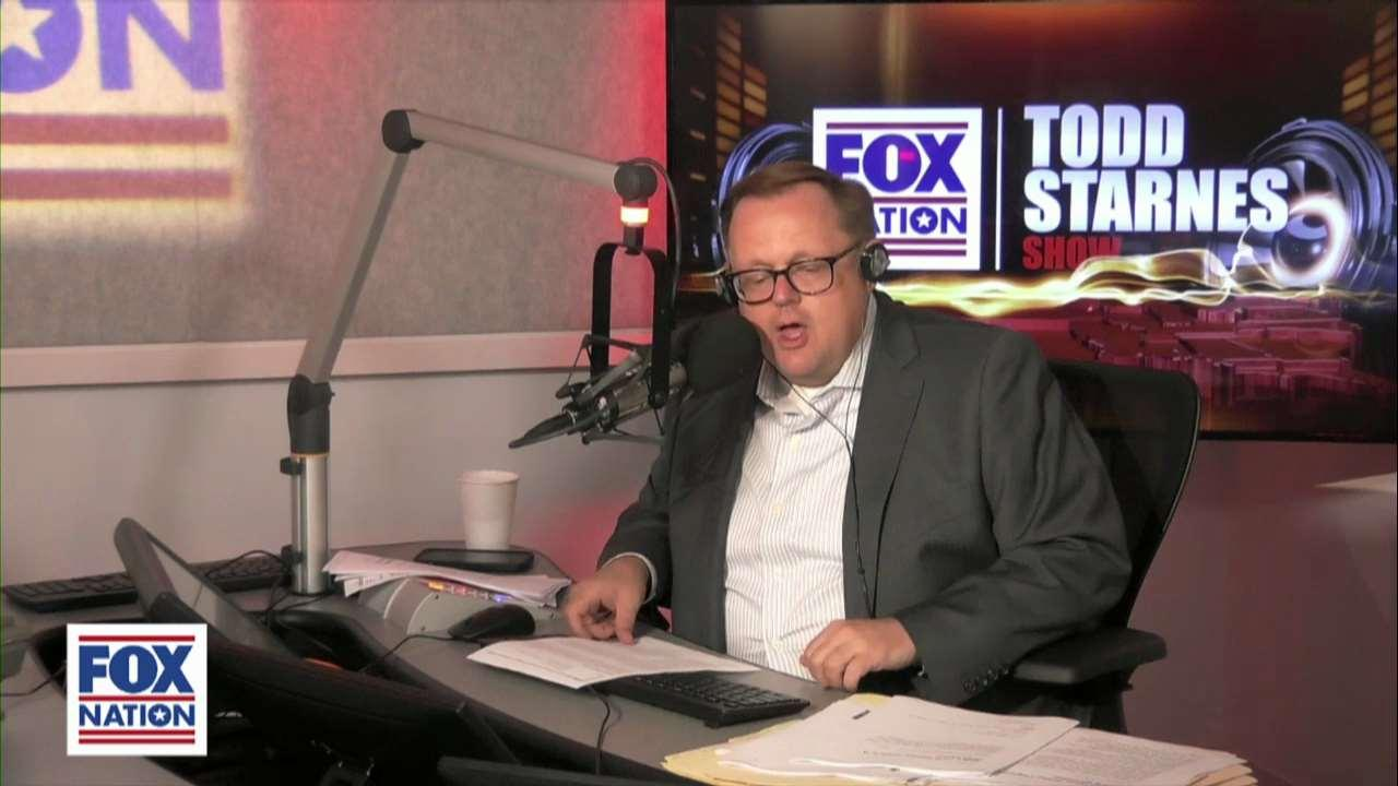 Todd Starnes Speaks With Andy Ngo