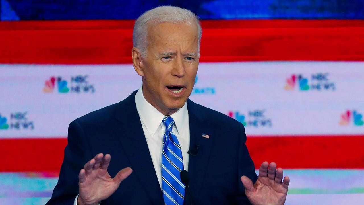 Poll: Biden sinks 10 percent after poor debate showing