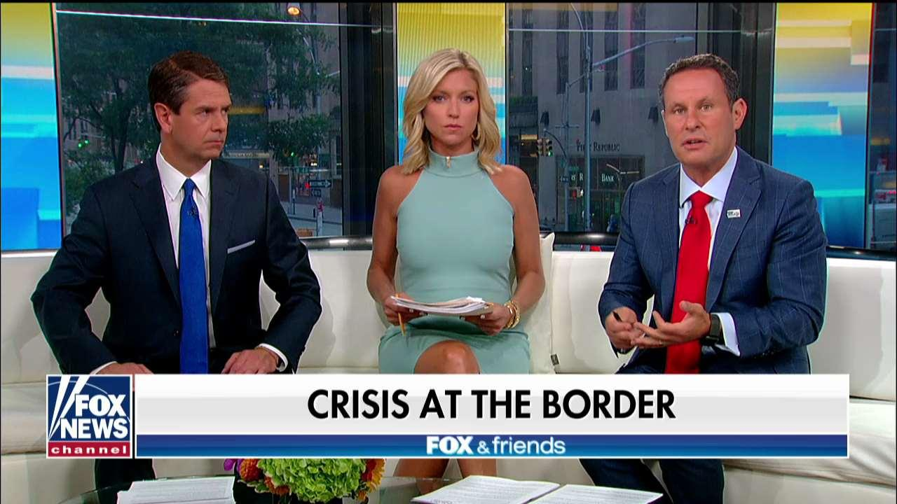 AOC makes explosive claims after trip to border facility in Texas