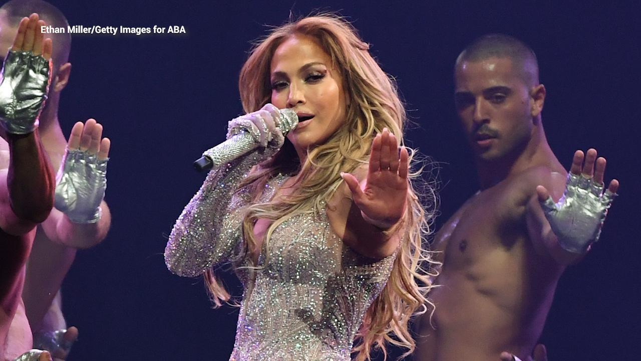 Jennifer Lopez stuns in curve-hugging cocktail dress for Oscars after-party despite Academy snub