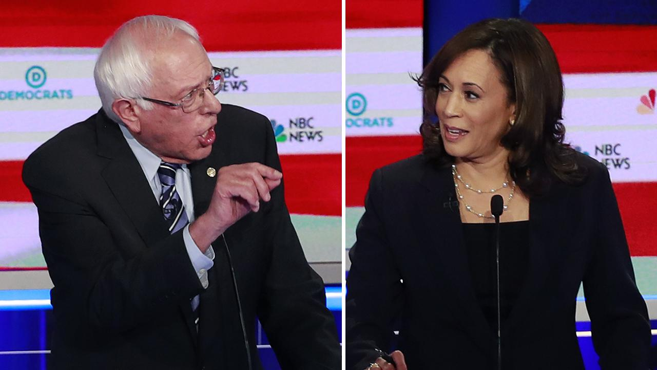 Rep. Ro Khanna on Bernie Sanders' slip in the polls: Kamala Harris had a good debate