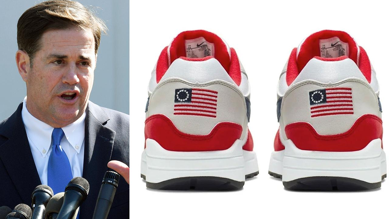 Arizona governor pulls Nike tax breaks after Kaepernick blocks Betsy Ross-themed sneaker