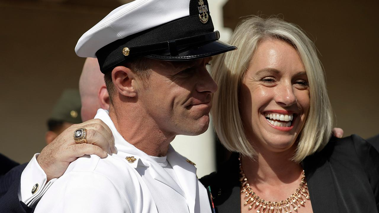 Navy SEAL Eddie Gallagher acquitted of murder