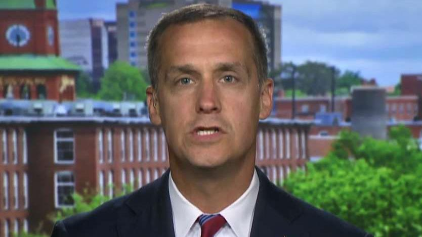 Corey Lewandowski says everyone should be proud to be an American after Trump's July Fourth address